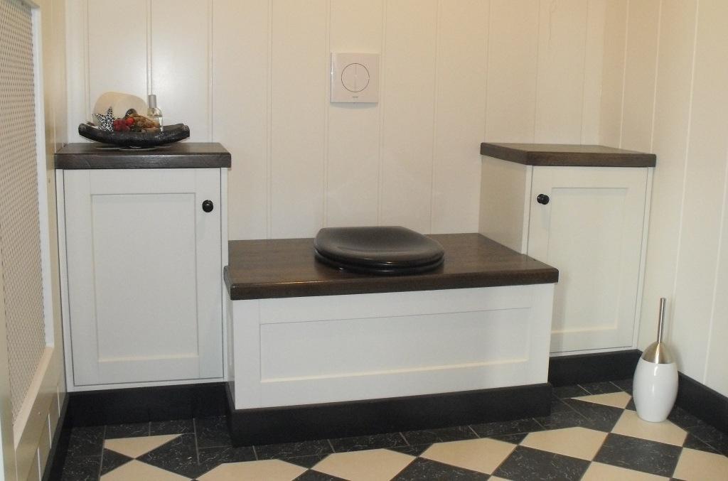Lambrisering In Badkamer : Badkamer toilet de varsj